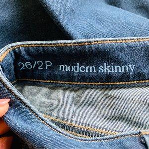 LOFT Jeans - LOFT Modern Skinny Jean NWT Size 2P